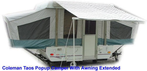 awning for popup camper
