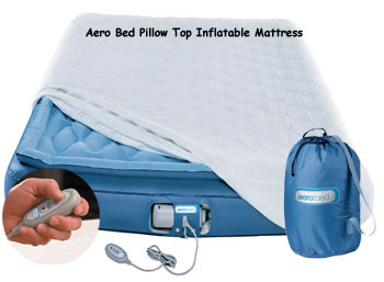 aero beds are great for camping
