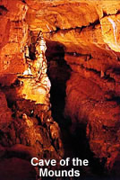 cave of the mounds picture
