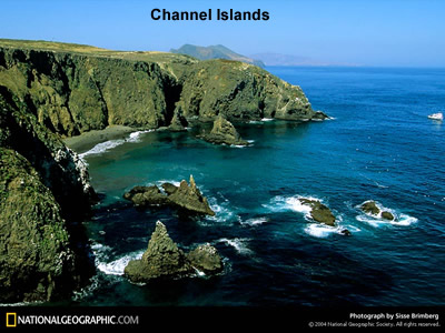 channel islands