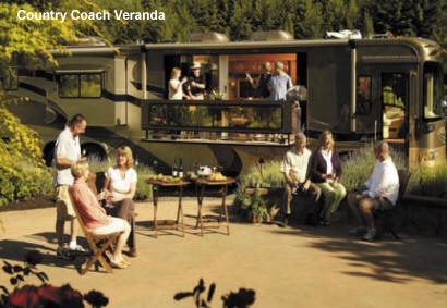 country coach veranda