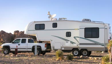 a guide to 5th wheel campers