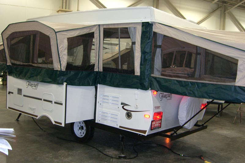 Hard Body Pop Up Camper http://www.campingearth.com/popups/