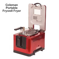 coleman frywell fryer picture
