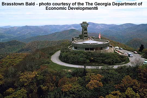 brasstown bald picture