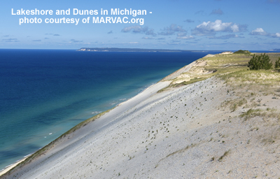 michigan dunes