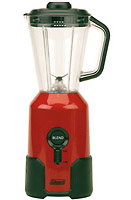 coleman rechargeable portable blender red