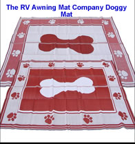 patio awning rug sands trailer flags rv desert mat beige line finish outdoor mats kit complete