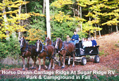 sugar ridge rv park and campground