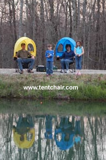 tent chair