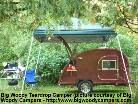 Teardrop Travel Teardrop Travel Trailers Are