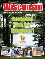 wisconsin campground directory for 2008